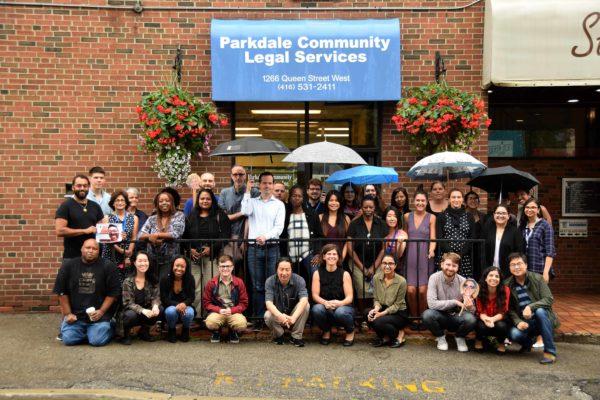 PCLS staff